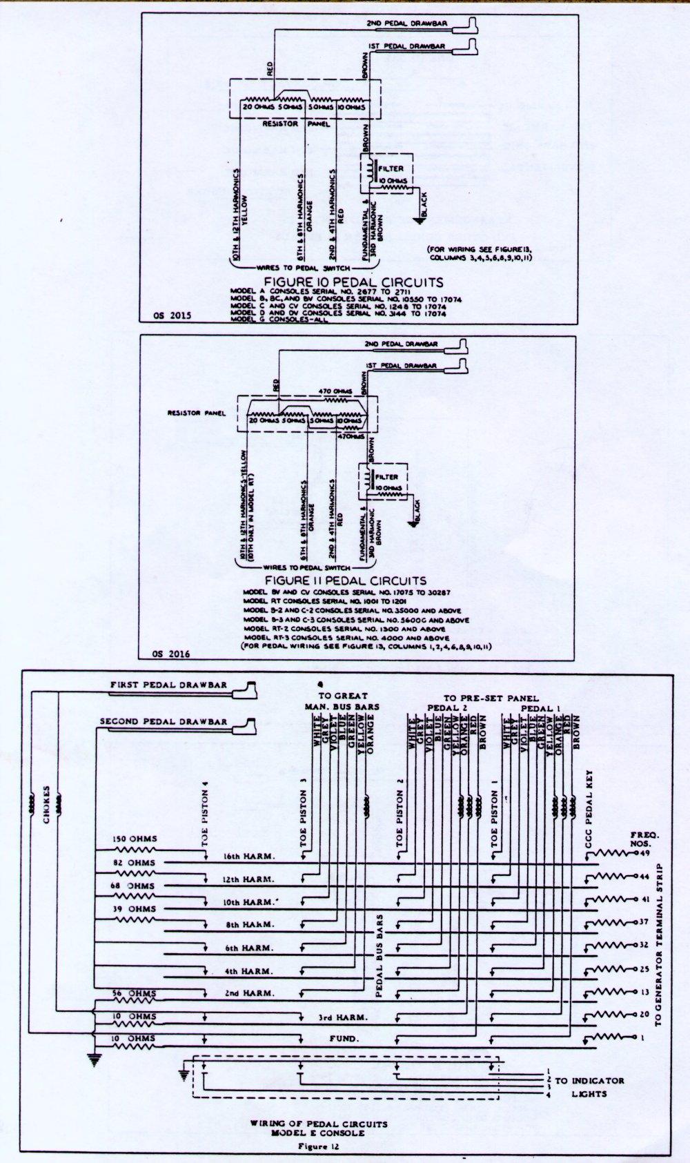 Dean M   s Schematics  HammondLeslieinfo