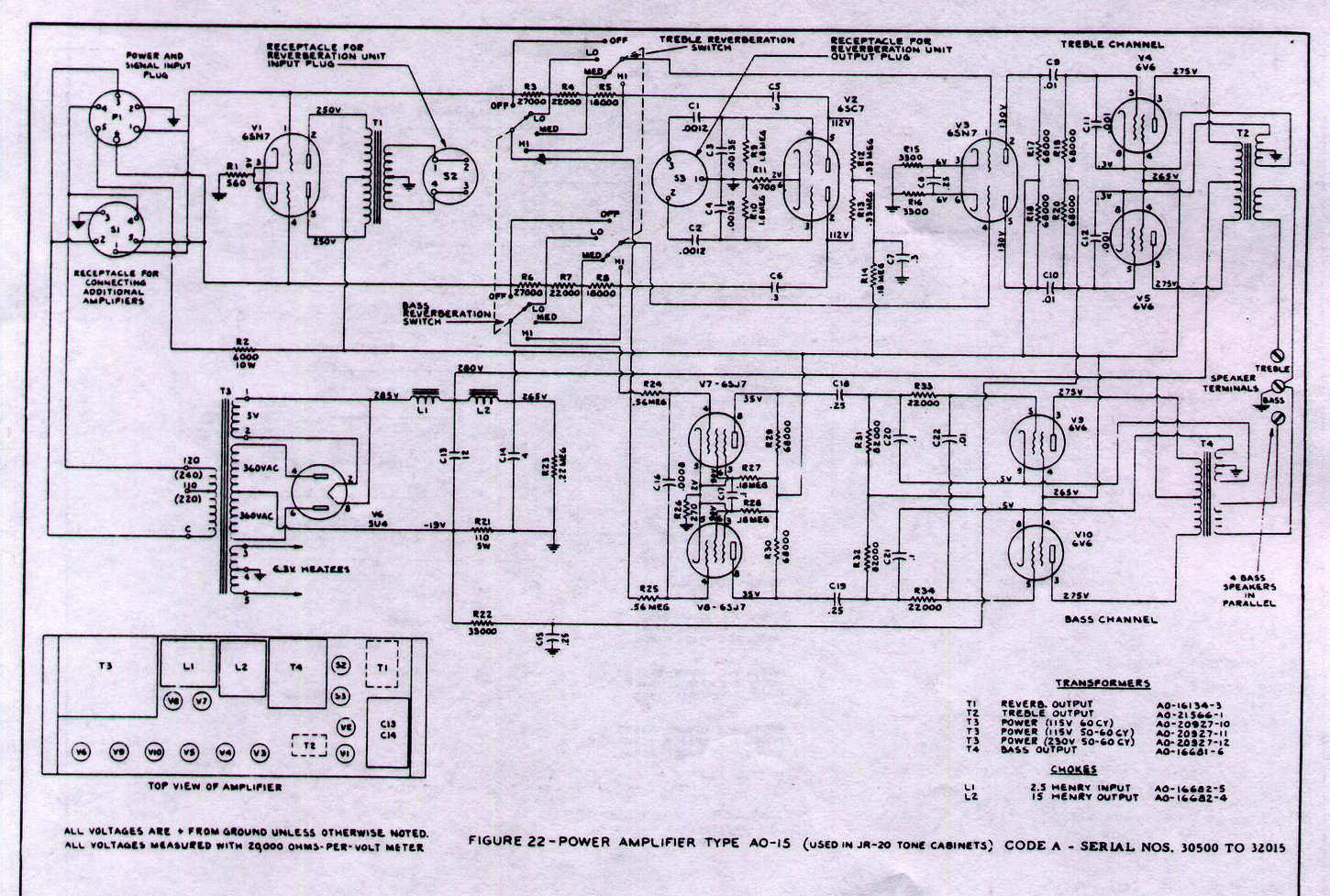 Leslie Speaker Schematics Free Wiring Diagram For You Furthermore Cabi Diagrams 147 Amp Combo Pre A 70 302 Schematic
