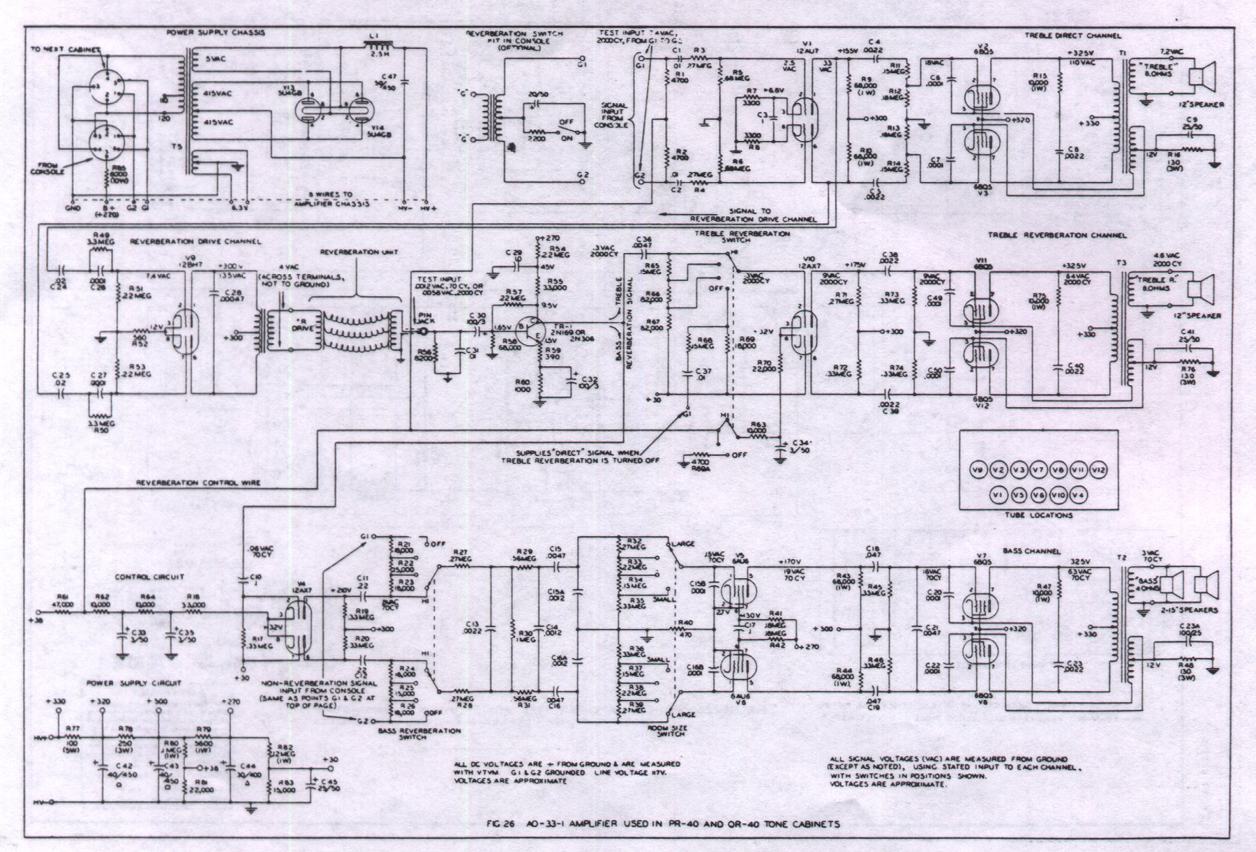 Ac Generator Wiring New Era Of Diagram Stamford Alternator Dean M U2019s Schematics Hammond Leslie Info